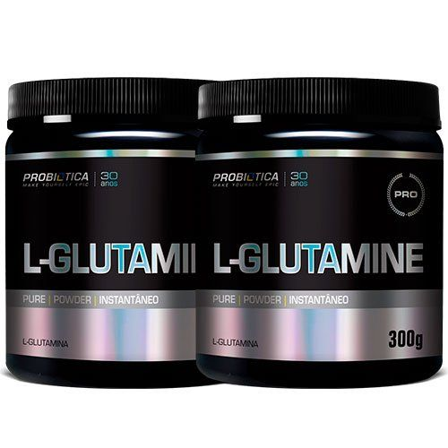 L-Glutamina - 600g - Probiótica
