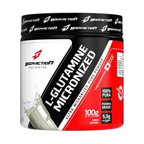 L - Glutamina - Body Action - 150 G
