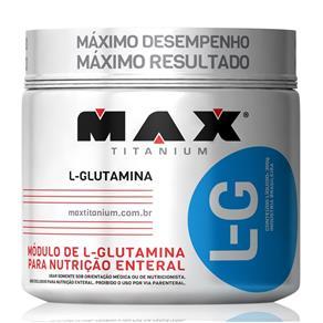L-Glutamina - Max Titanium 150g