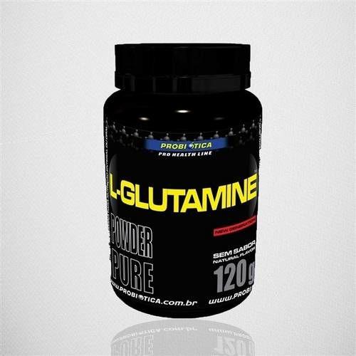 L-Glutamina - Probiótica - 120g
