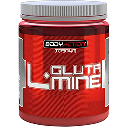 L-Glutamina - Titanium Series - 150g - Body Action