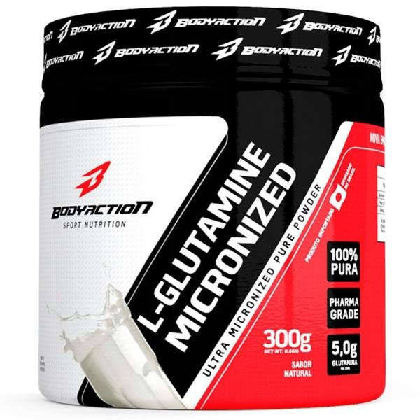 L-glutamine - 300g - Body Action