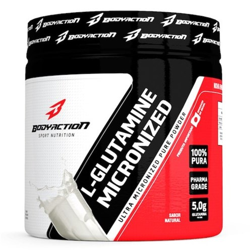 L-Glutamine (300G) - Body Action