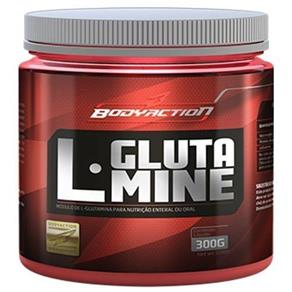 L - Glutamine - 300g - BodyAction