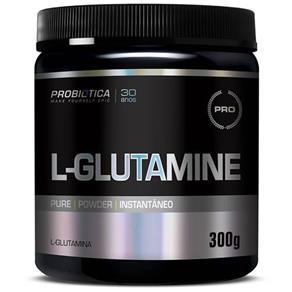 L-Glutamine - 300g - Probiótica - 300g