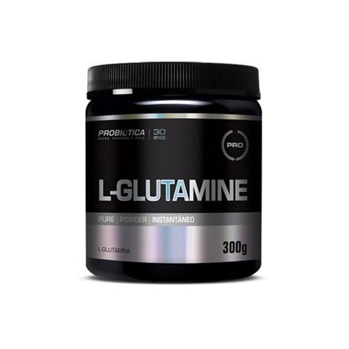 L-Glutamine 300G Probiótica - Sem Sabor