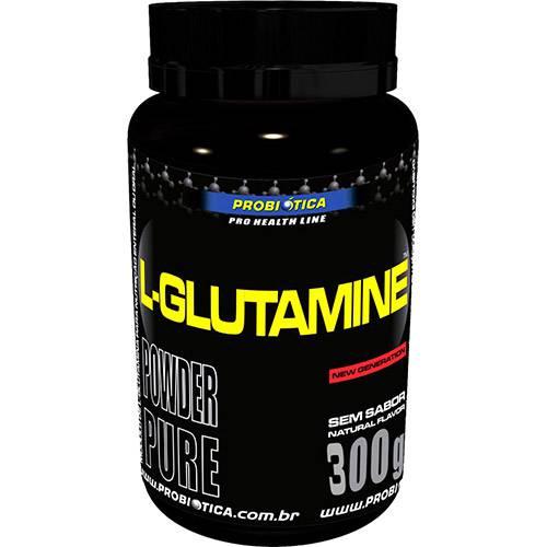 Tudo sobre 'L- Glutamine (300g)'