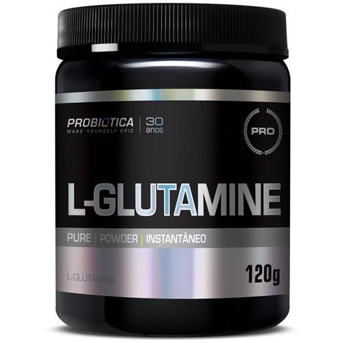 L-Glutamine 120g - Probiótica Glutamina