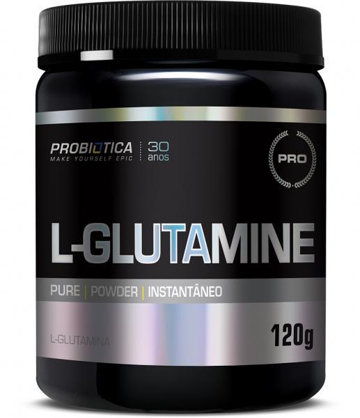 L-Glutamina 120g - Probiótica