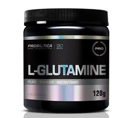 L-Glutamine (120g) - Probiótica