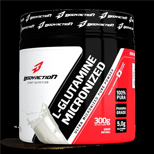 L-Glutamine (150G) - Body Action