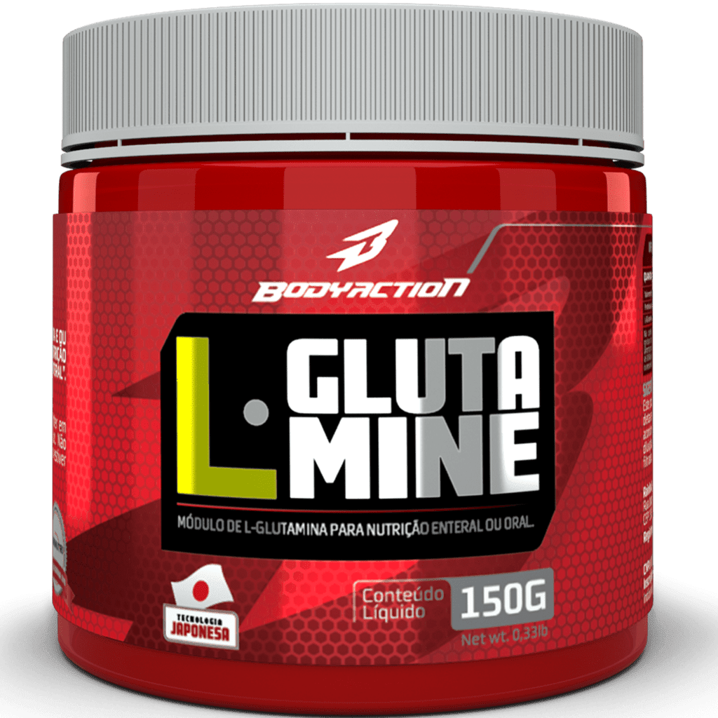 L Glutamine 150G Body Action