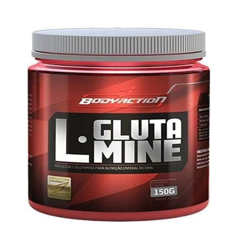 L - Glutamine - 150g - BodyAction