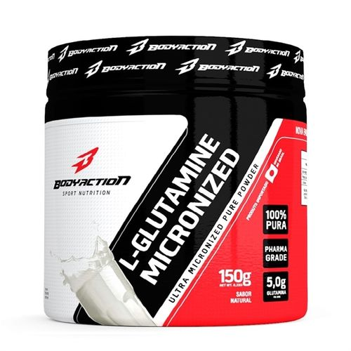 L-glutamine 150g - Bodyaction