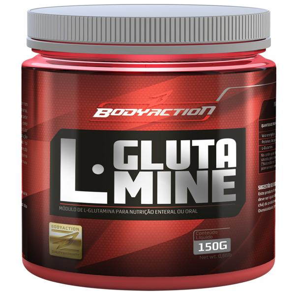 L-Glutamine 150gr - Body Action