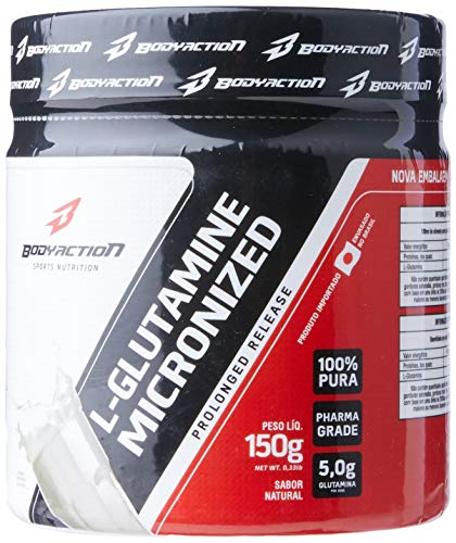 L-Glutamine, BodyAction, 150 G