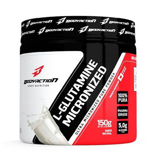 Tudo sobre 'L Glutamine Bodyaction'