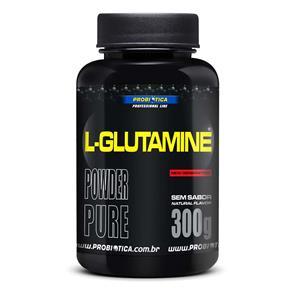 L-Glutamine Probiótica 300g - Sem Sabor