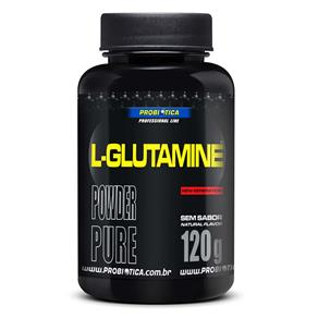 L-Glutamine Probiótica 120g - Sem Sabor