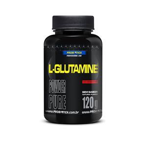 L-Glutamine Probiótica - 120g - Sem Sabor