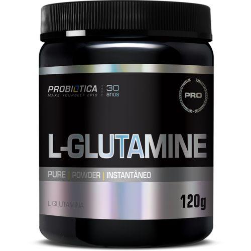 L-Glutamine Probiótica 120g
