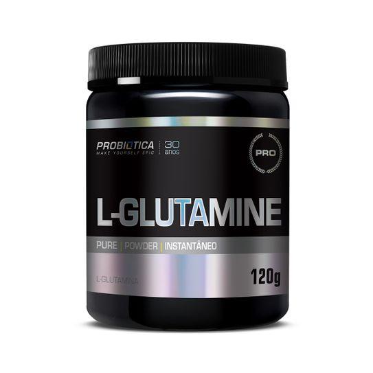 L-Glutamine Pure Probiotica 120g