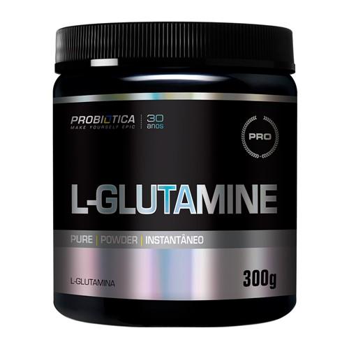 L-Glutamine Sem Sabor Probiótica 300g