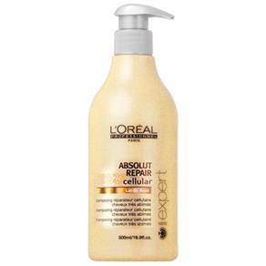 L`Oréal Professionnel Absolut Repair Cellular - Shampoo Creme 500ml