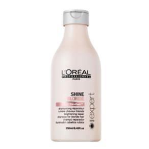 L`Oréal Profissional Shine Blonde Shampoo - 250ml