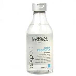 L`Oreal Pure Resource Shampoo 250 Ml - 200 Ml