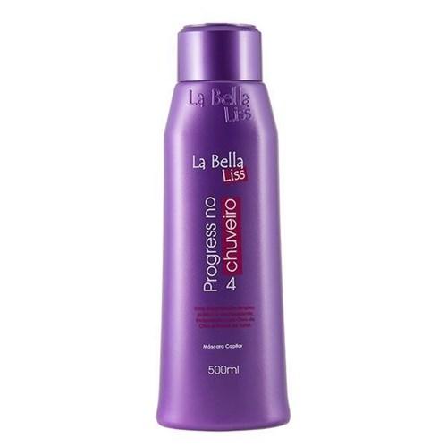 La Bella Liss Progressiva no Chuveiro 500ml