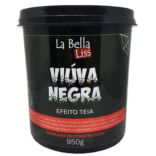 Tudo sobre 'La Bella Liss Viúva Negra Máscara 950g'