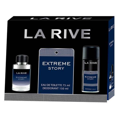 La Rive Extreme Kit - Eau de Toilette + Desodorante