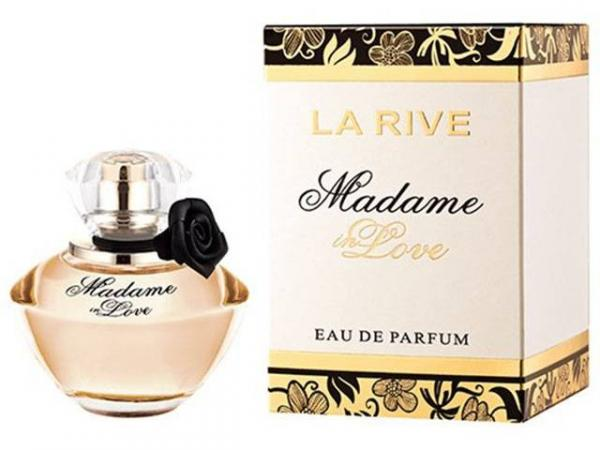 La Rive Madame In Love Perfume Feminino - Eau de Parfum 90ml