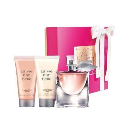 Tudo sobre 'La Vie Est Belle EDP 50ml + Shower Gel 50ml + Body Lotion 50ml - Kit'