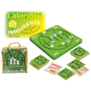 Labirinto Inteligente - Brinquedo de Estratégia - Carimbras