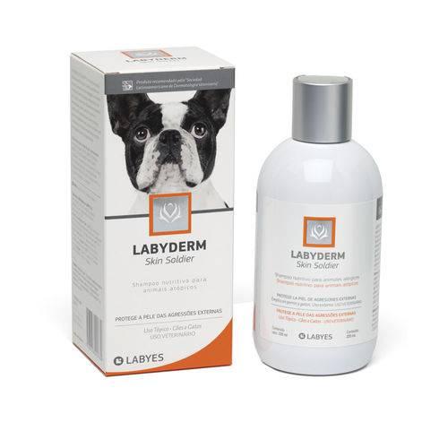 Tudo sobre 'Labyes Labyderm Skin Soldier Shampoo 220ml'