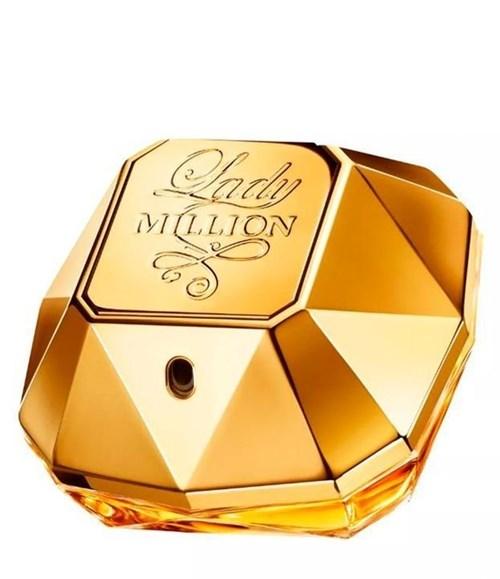 Lady Million Eau de Parfum Paco Rabanne - Perfume Feminino (50ml)