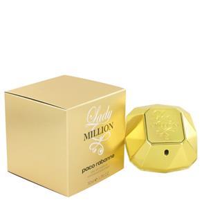 Lady Million Eau de Parfum Spray Perfume Feminino 50 ML-Paco Rabanne