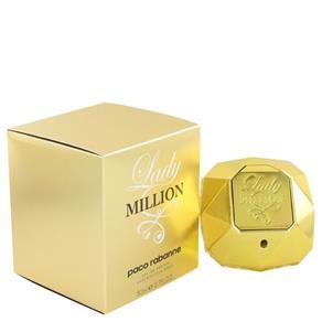 Perfume Feminino Lady Million Paco Rabanne Eau de Parfum - 80ml