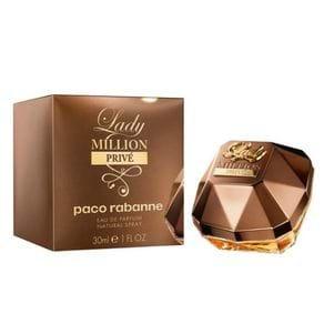 Lady Million Privé Eau de Parfum de Paco Rabanne Feminino 50 Ml