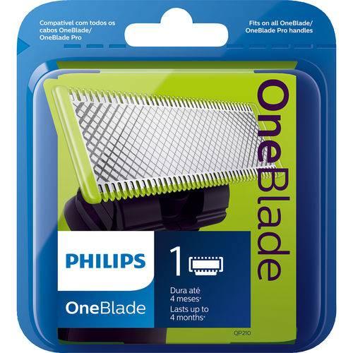 Tudo sobre 'Lâmina Oneblade Qp210/50 - Philips'