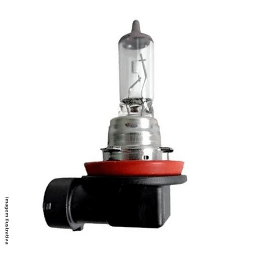 Lampada Automotiva Multilaser H16 12v Super Branca 55w (unit