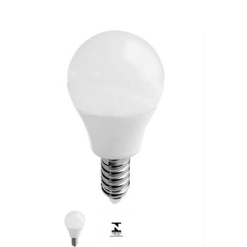 Tudo sobre 'Lampada Bolinha Led E-14 3w Branco Quente'
