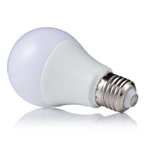 Tudo sobre 'Lampada Bulbo Led 9w Luz Branca Bivolt'