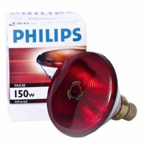 Tudo sobre 'Lâmpada Infravermelho 110v - Philips'