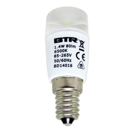 Tudo sobre 'Lampada Led Refrigerador Electrolux E14 1.4w 64503089 64502027'
