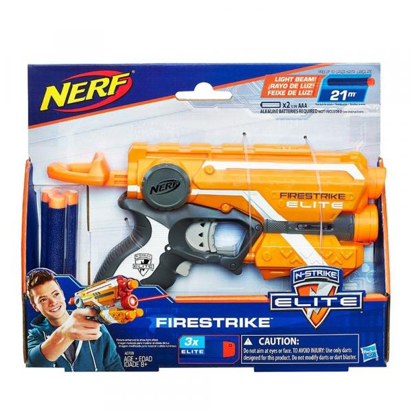 Lanca Dardo Firestrike Nerf Hasbro A0709