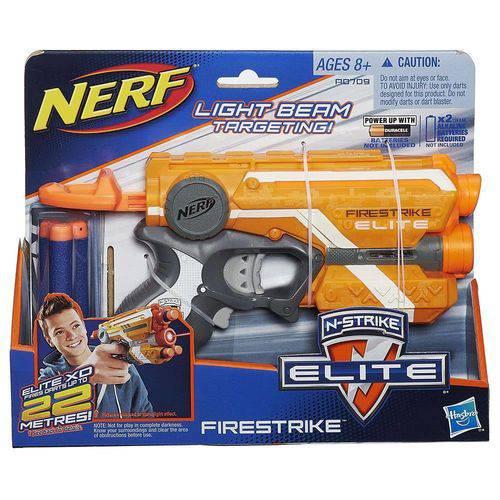 Lançador de Dardos Nerf Hasbro N-Strike – Elite Firestrike