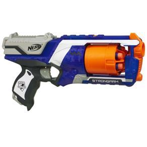 Lançador de Dardos Nerf Hasbro N-Strike – Strongarm A0710